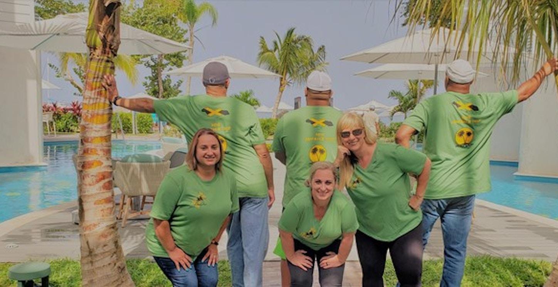 Jamaica Group Trip 2018 T-Shirt Photo