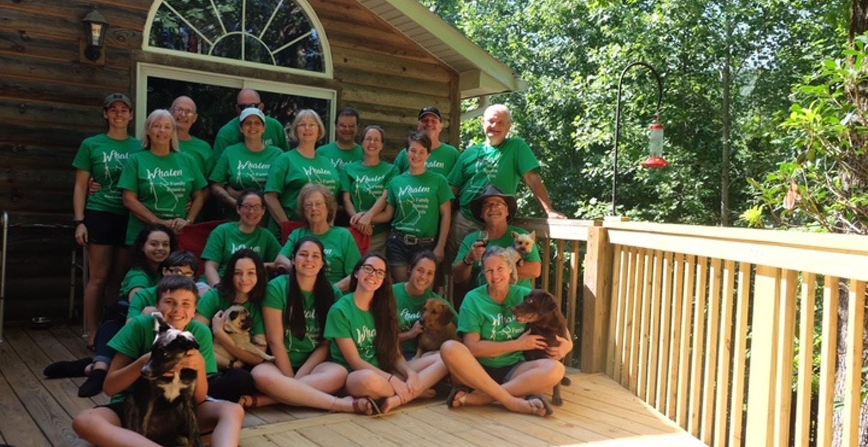 The Whalen Family Reunion T-Shirt Photo