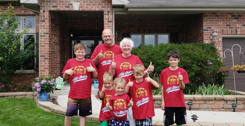 Krsek Camp 2018 T-Shirt Photo