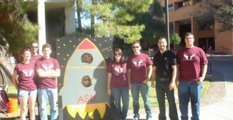 Daedalus Astronautics @ Arizona State University! T-Shirt Photo