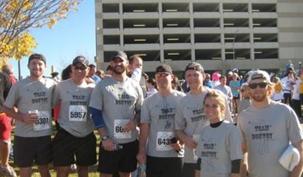 Team Bonvoy Tulsa Run T-Shirt Photo