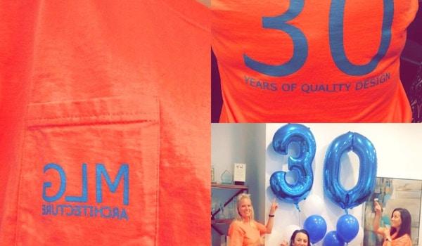 Cheers To 30 Years!  T-Shirt Photo