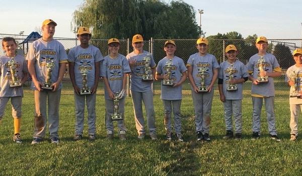 Tigers 2018 3 Peat Champions! T-Shirt Photo