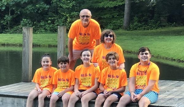 Camp John John T-Shirt Photo