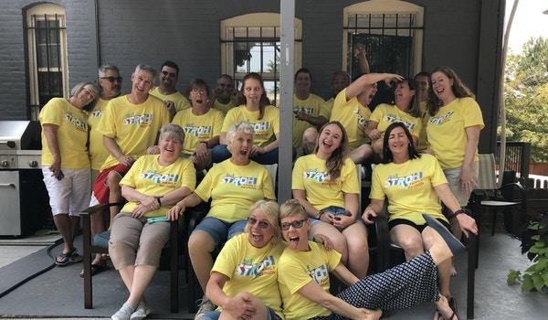 2018 Stroh Family Reunion T-Shirt Photo