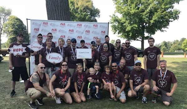 Carol's Crew At The Als Walk In Buffalo, Ny T-Shirt Photo