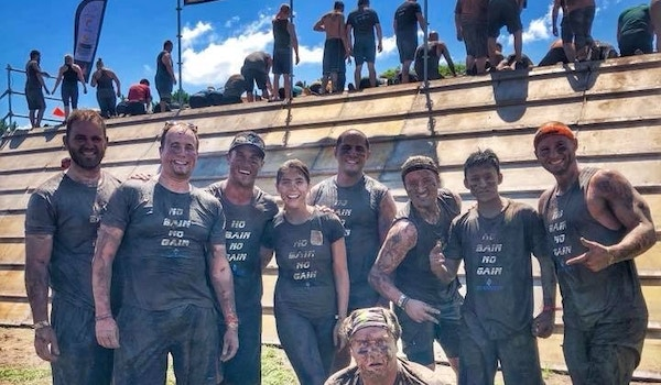 If There's Mud On The Field, Do A Split T-Shirt Photo