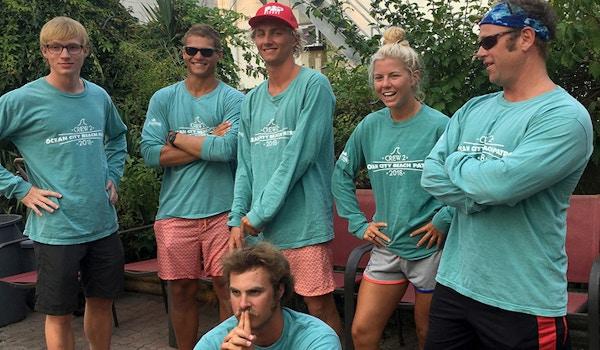 Oc Lifeguard Crew 2 T-Shirt Photo
