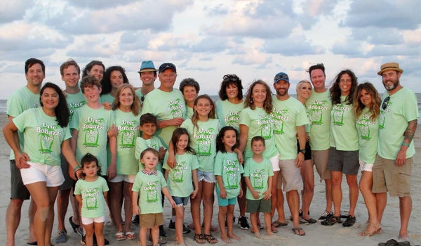 A Day At The Beach T-Shirt Photo
