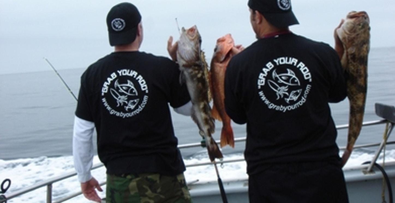 Fishing Crew T Shirt Design Ideas   Custom Fishing Crew Shirts ...