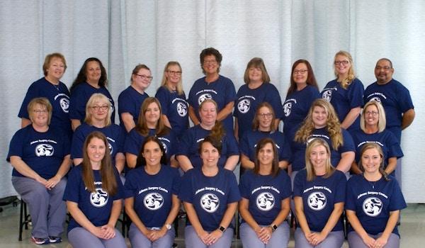 Athens Surgery Center T-Shirt Photo