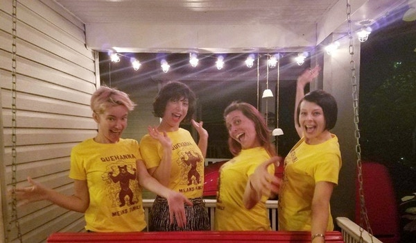 Big Kids Camp 2018 T-Shirt Photo