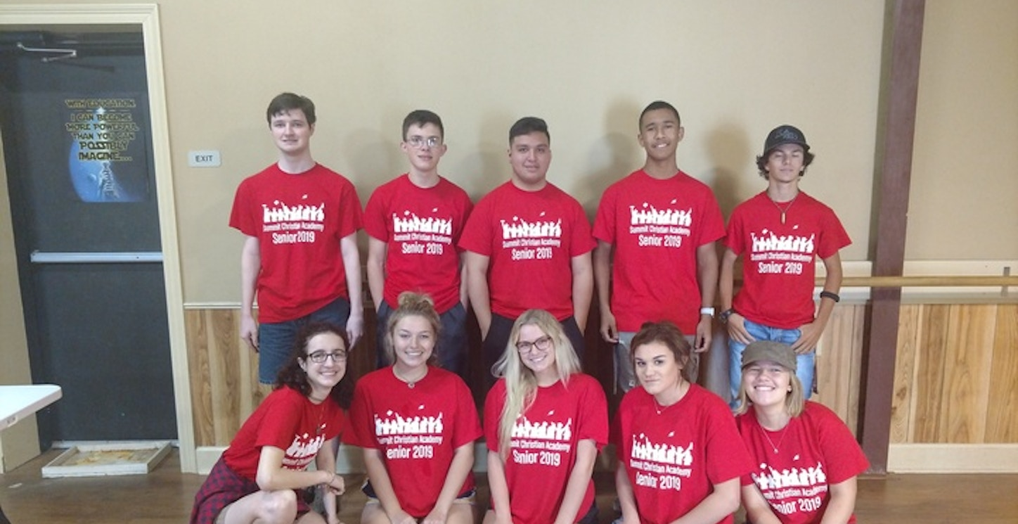 First Day Of School For Our Seniors! T-Shirt Photo