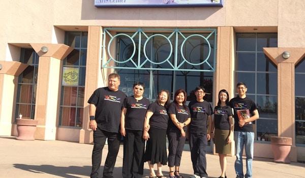 Chinese Peforming Arts Of America T-Shirt Photo
