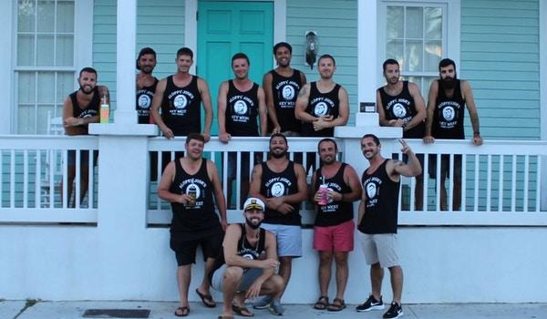 Sloppy Josh's Key West Bar Crawl T-Shirt Photo