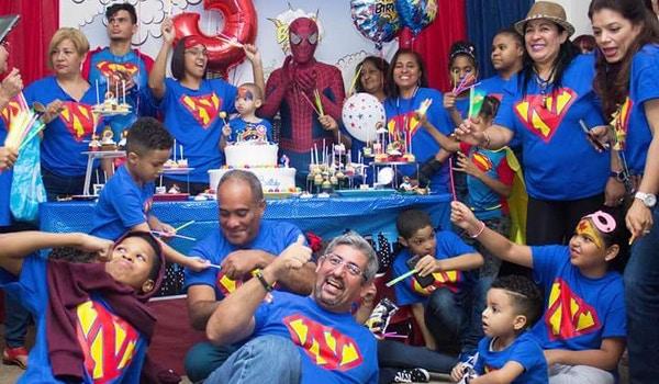 Super Noah T-Shirt Photo