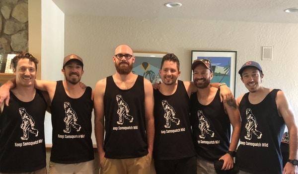 Samsquatch T-Shirt Photo
