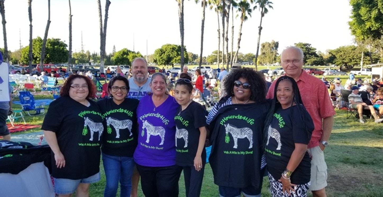 P Hriends4 Life   Pulmonary Hypertension Patients! T-Shirt Photo