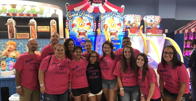 Birthday Squad T-Shirt Photo