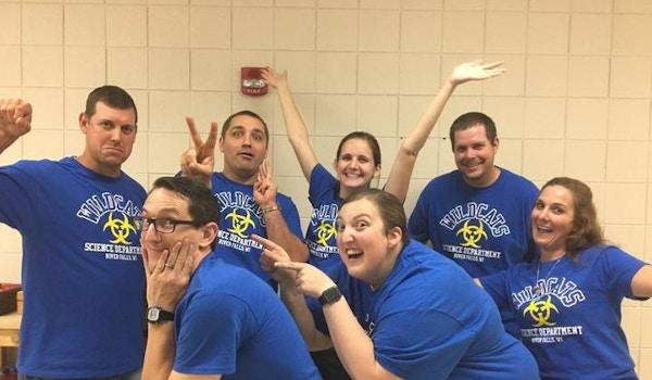 Rfhs Science Department! T-Shirt Photo