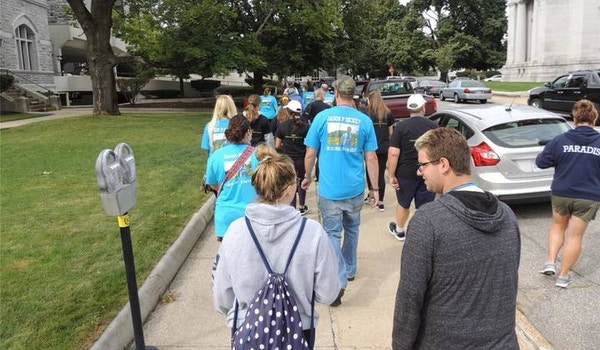 Afsp Out Of The Darkness Community Walk T-Shirt Photo