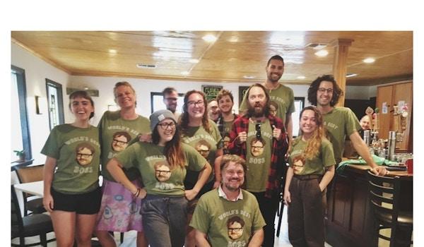 World's Best Boss T-Shirt Photo