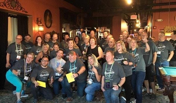 Kiriworks Nashville Pub Crawl  T-Shirt Photo