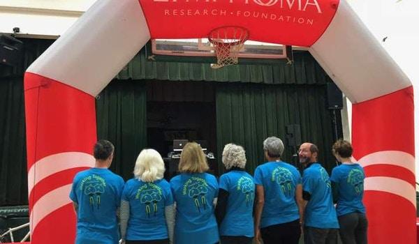 Lymphoma Research Fund Raising Ride 2018 T-Shirt Photo