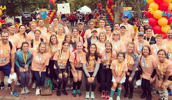 Maddie's Friends 2018 Jimmy Fund Walk T-Shirt Photo