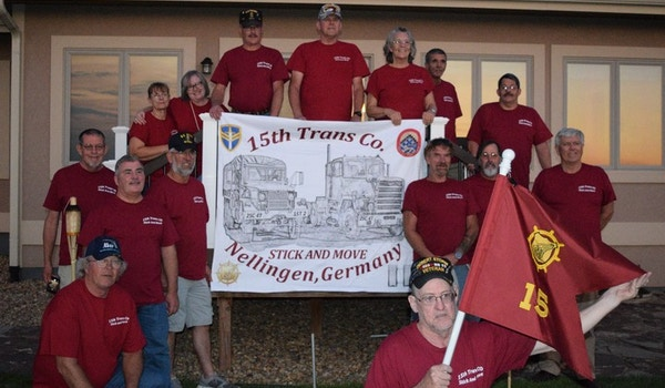 15th Trans Reunion T-Shirt Photo