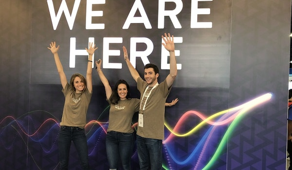 We Are Here T-Shirt Photo