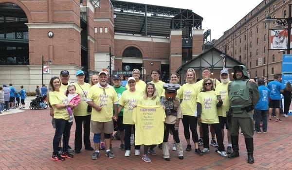 Team Donna T-Shirt Photo
