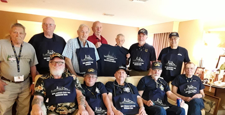 Uss Abnaki Reunion 2018 T-Shirt Photo