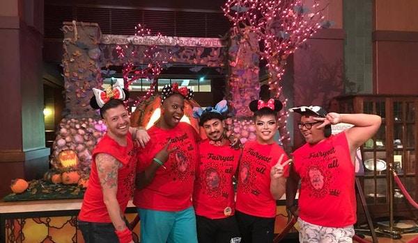 Gay Days Anaheim 2018 T-Shirt Photo