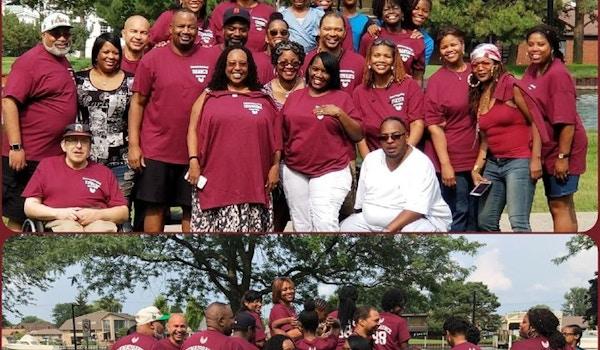 Detroit Renaissance Hs Class Of 1988 Reunion T-Shirt Photo