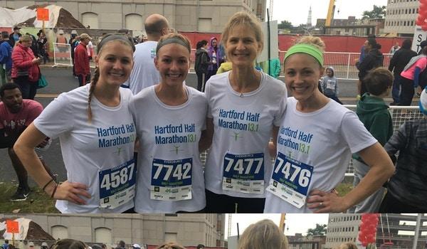 Hartford Half Marathon T-Shirt Photo