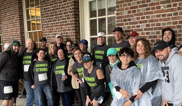 Race For Hope Philadelphia T-Shirt Photo