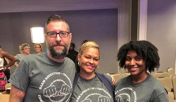 Community Self Defense Shirts T-Shirt Photo