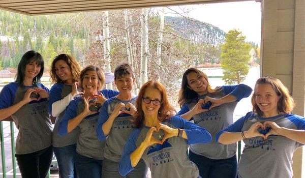 School Counselors Have Heart  T-Shirt Photo