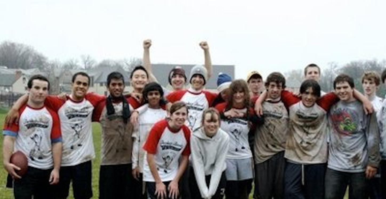 2009 Student Turkey Bowl T-Shirt Photo