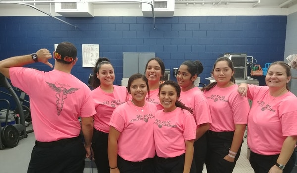 Del Valle Athletic Trainers T-Shirt Photo