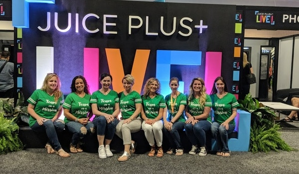 Team On A Mission T-Shirt Photo