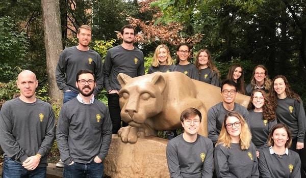 Leadership & Innovation Lab At Penn State T-Shirt Photo