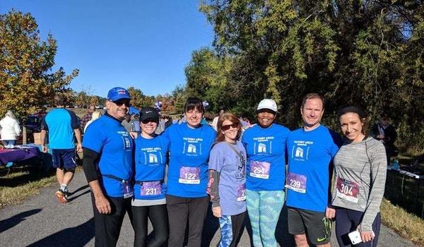 Running Success! T-Shirt Photo