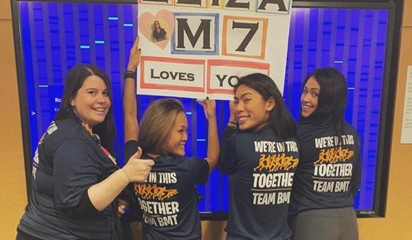 Nyc Marathon 2018    Msk Team Bmt T-Shirt Photo