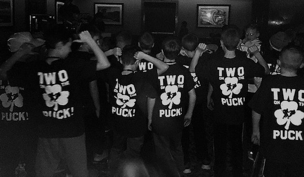 Rocking The Tournament Party T-Shirt Photo