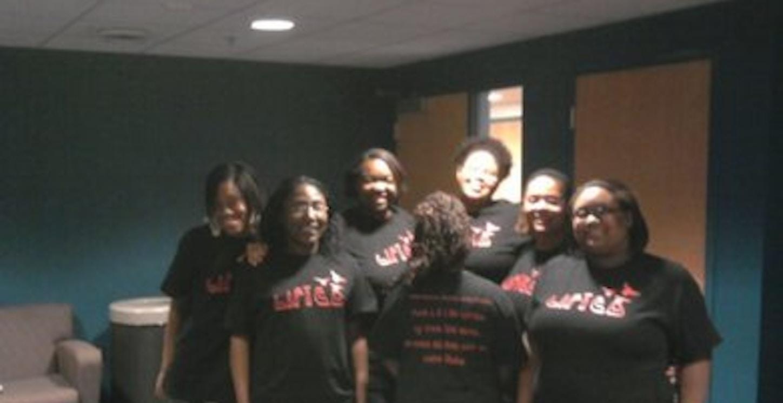 Lifted Dance Team T-Shirt Photo