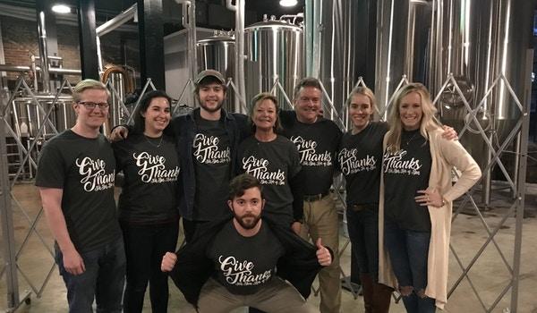 2018 Brewery Tour T-Shirt Photo