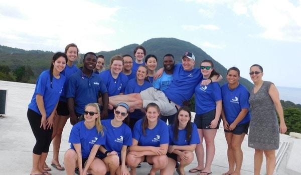 Britsionarys At Brit's Home In Haiti! T-Shirt Photo