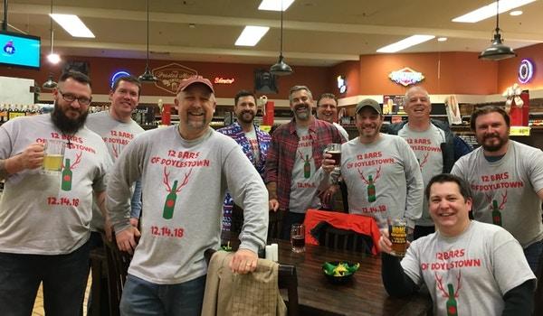 12 Bars Of Doylestown T-Shirt Photo